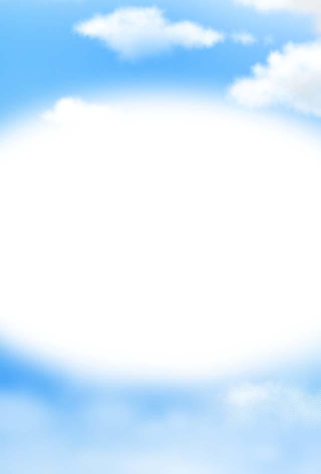 空背景素材28