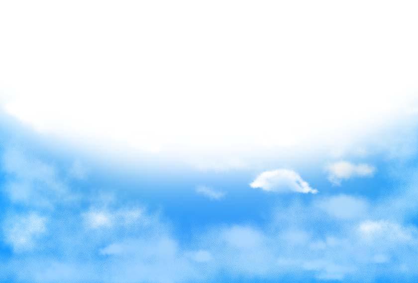 空背景素材11