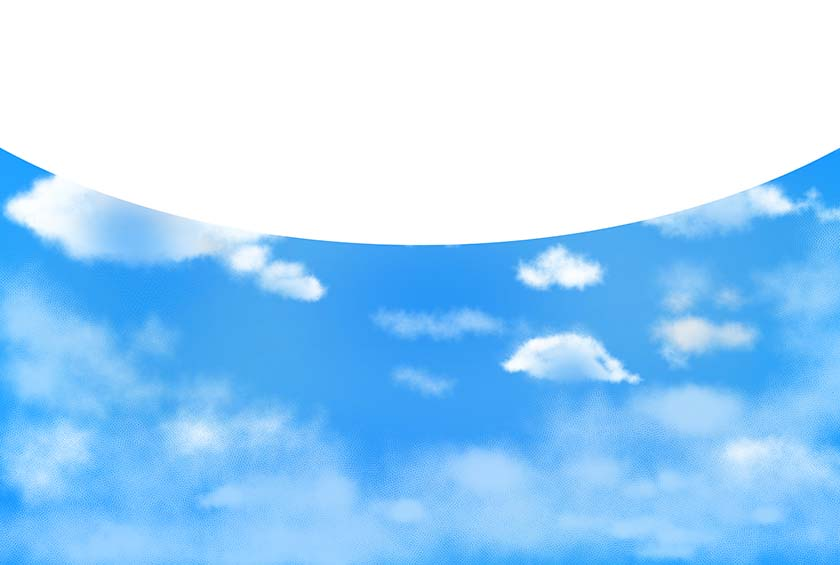 空背景素材12