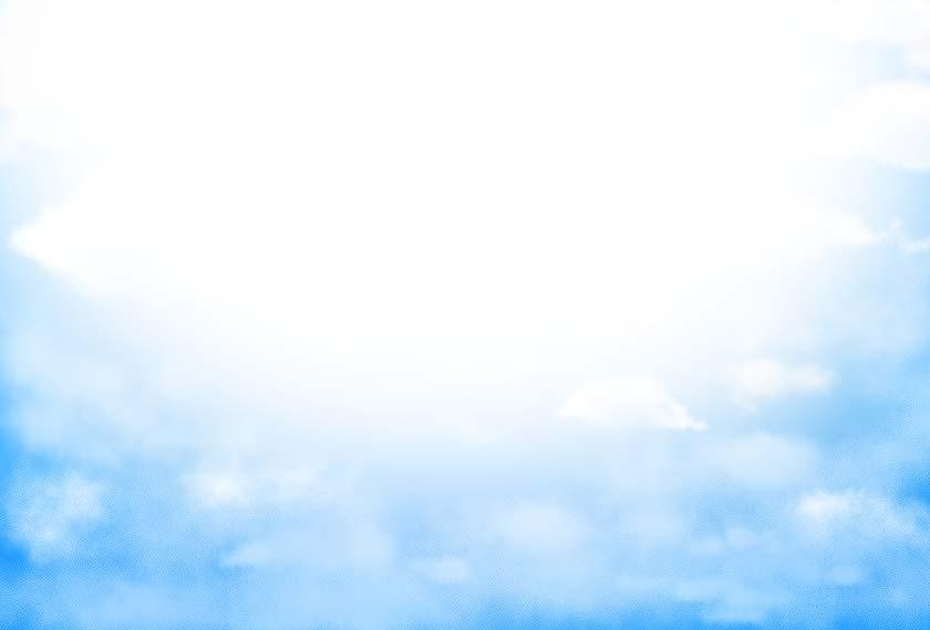 空背景素材13
