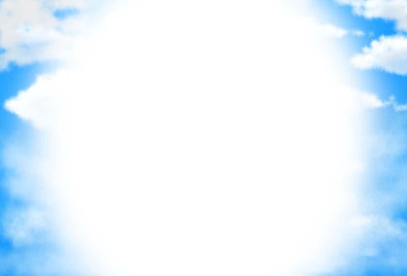空背景素材14