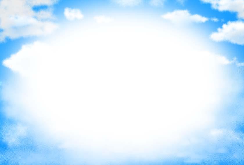 空背景素材16