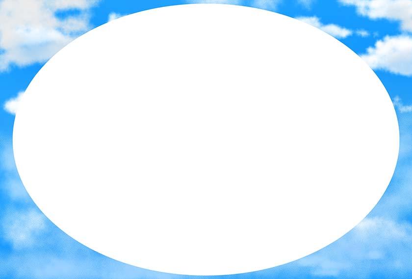 空背景素材17