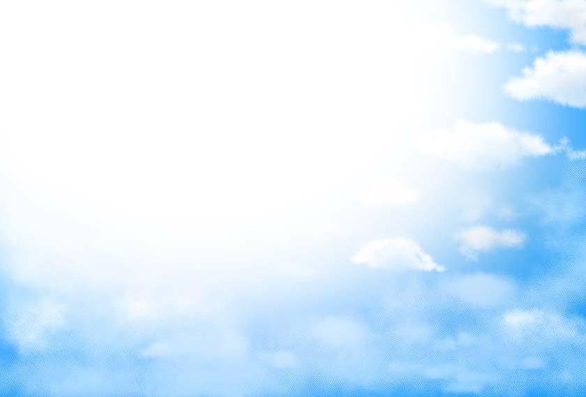 空背景素材8