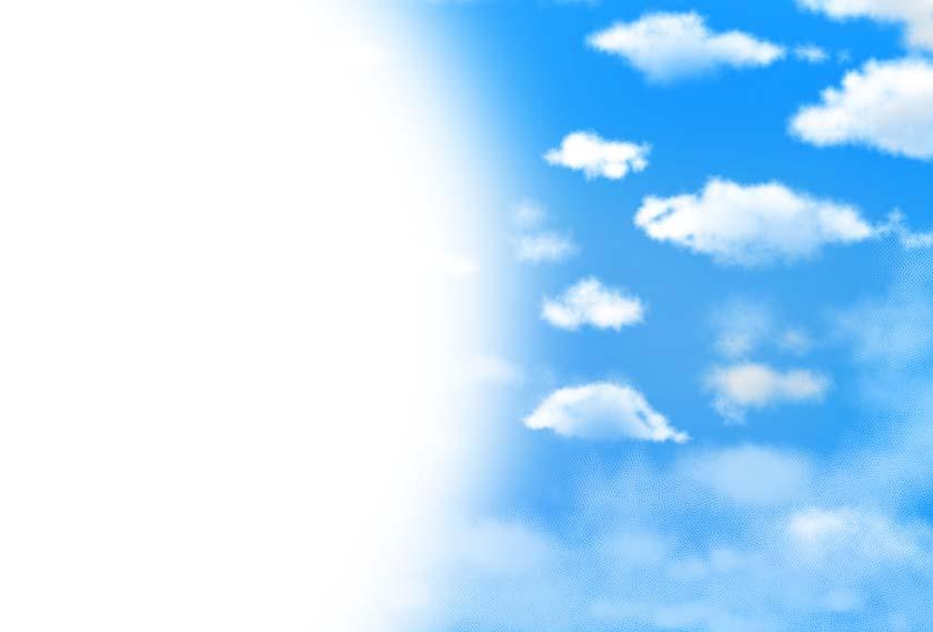 空背景素材9
