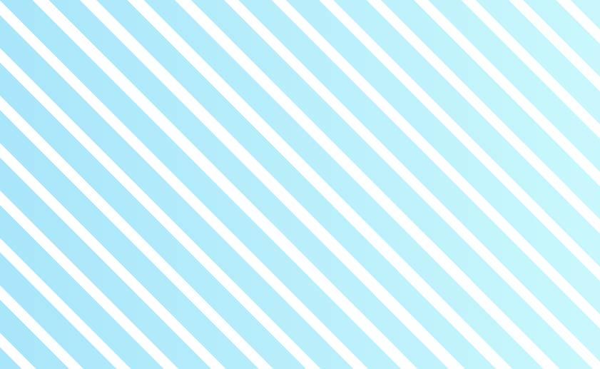 斜めストライプ背景(水色)のイラスト