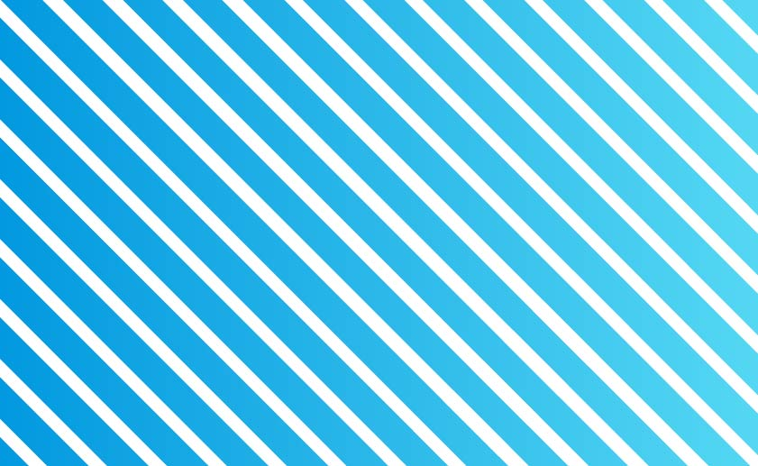 斜めストライプ背景(水色青)のイラスト