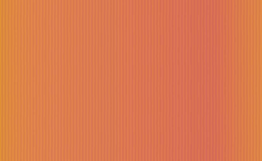 ストライプ背景(オレンジ)のイラスト