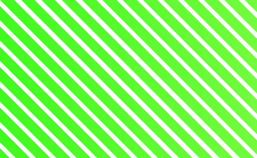 斜めストライプ背景(グリーン)のイラスト