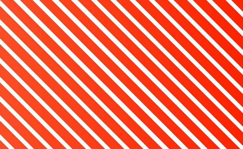 斜めストライプ背景(紅白)のイラスト