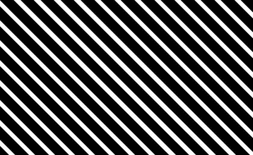 斜めストライプ背景(白黒)のイラスト