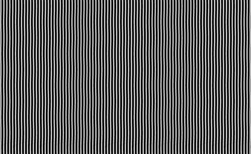 ストライプ背景(白黒)のイラスト