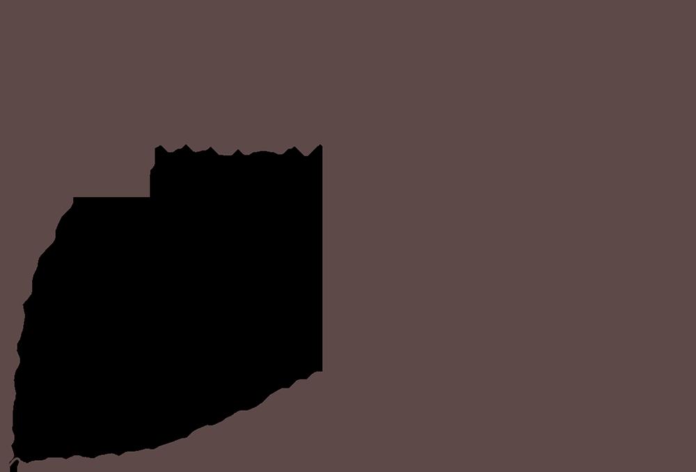 鈴蘭の四角フレーム(背景なし1000×678)
