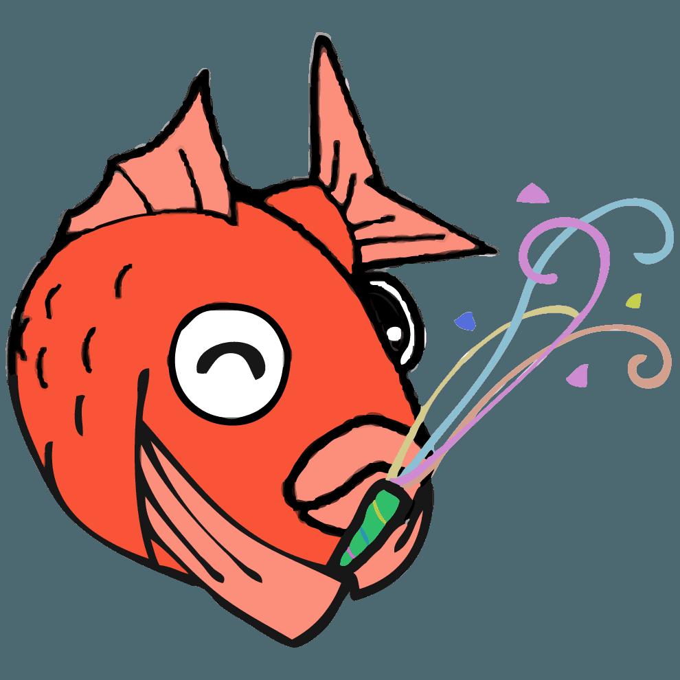 めでたい鯛イラスト
