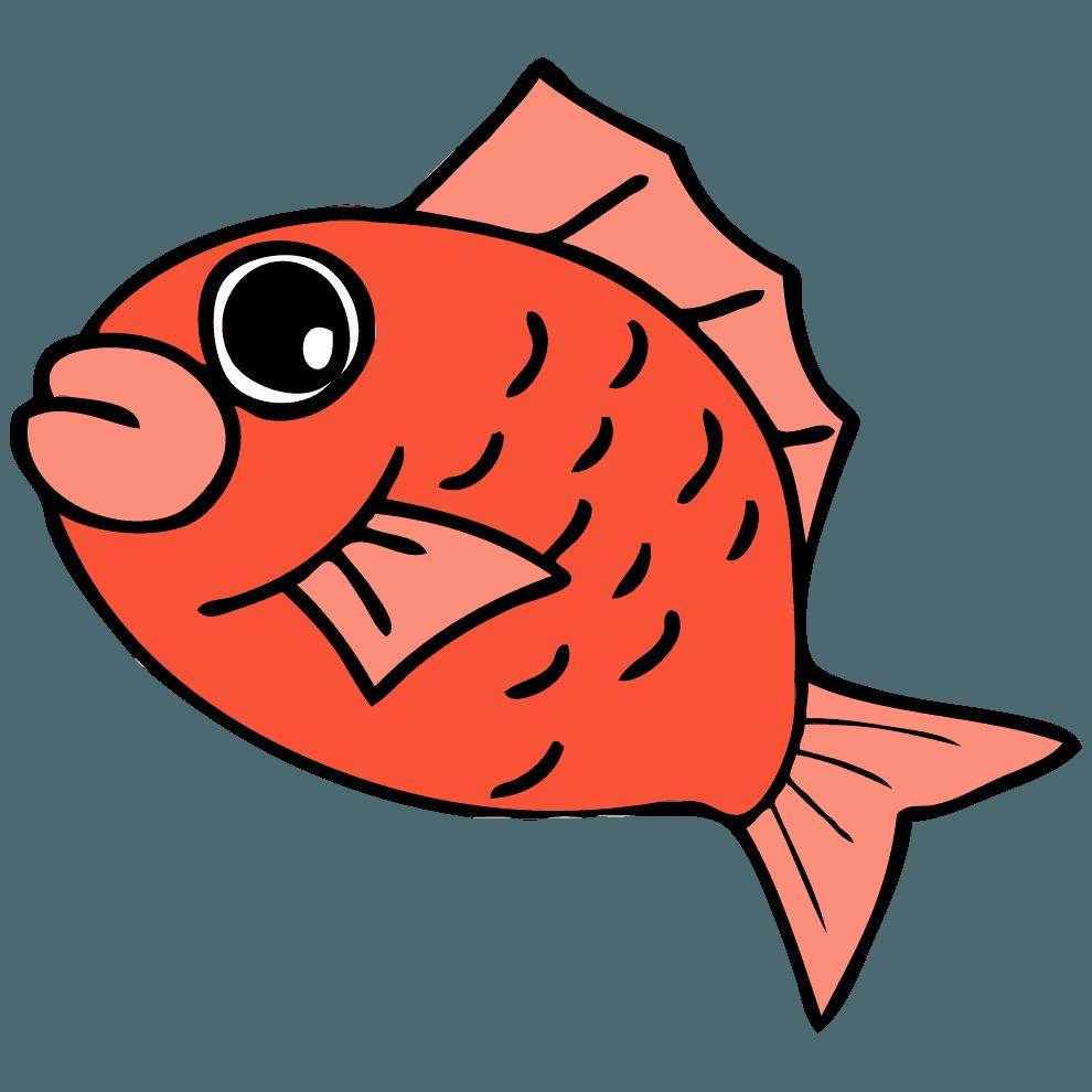 可愛い鯛イラスト