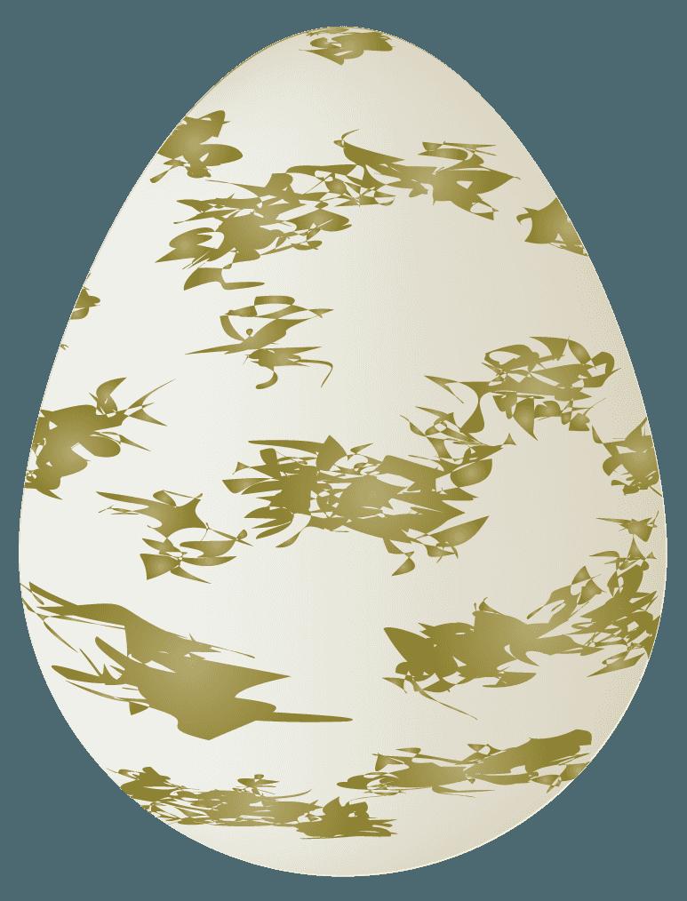 うずらの卵のイラスト