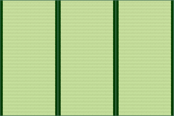 畳3帖のイラスト