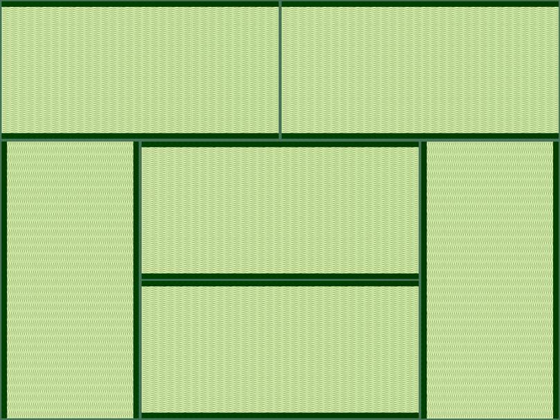 畳6帖のイラスト