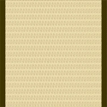 茶色っぽい畳(0.5帖)のイラスト