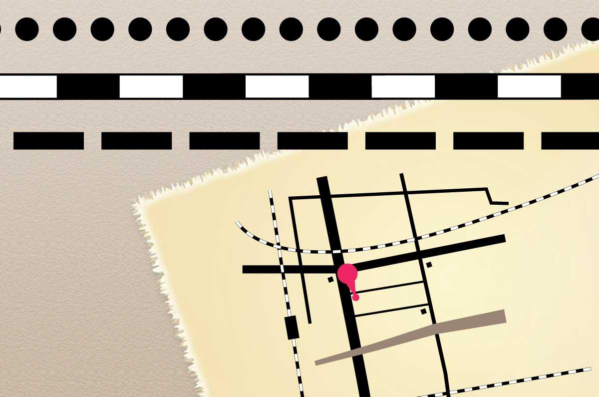 イラストレーターで点線・破線の作り方【路線作成にも】