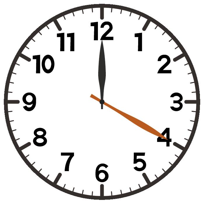 12時20分