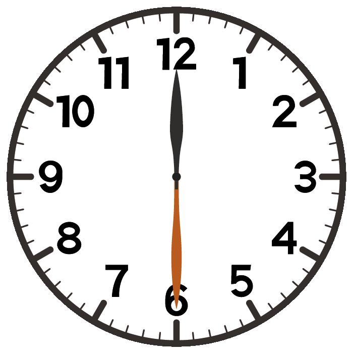 12時30分