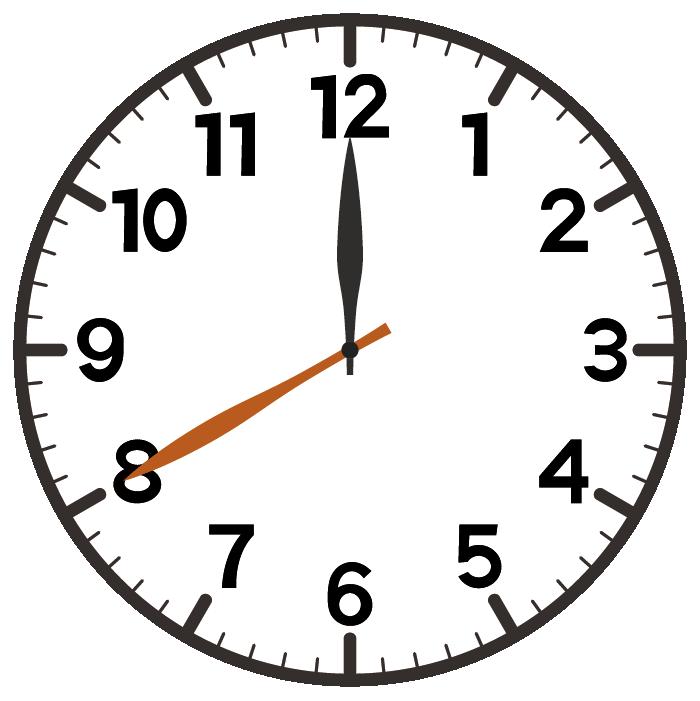 12時40分