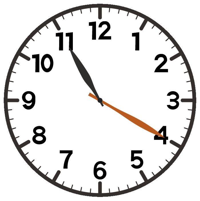 11時20分