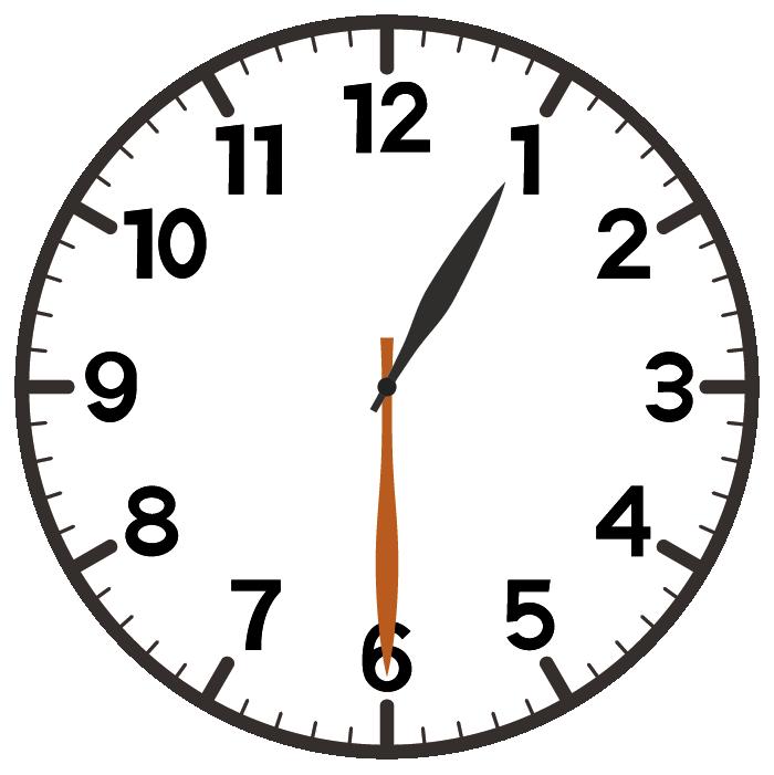 1時30分
