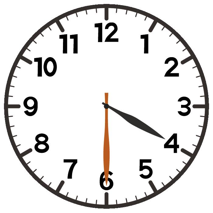 4時30分