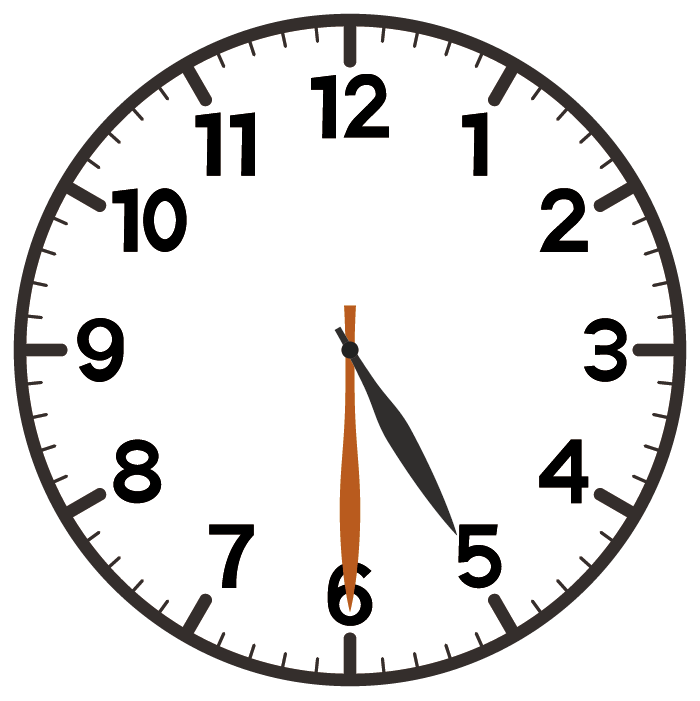5時30分