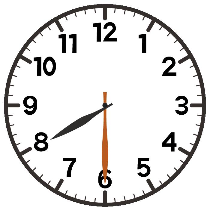 8時30分