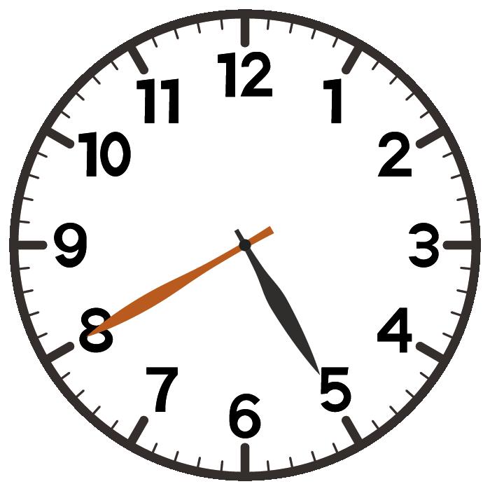 5時40分