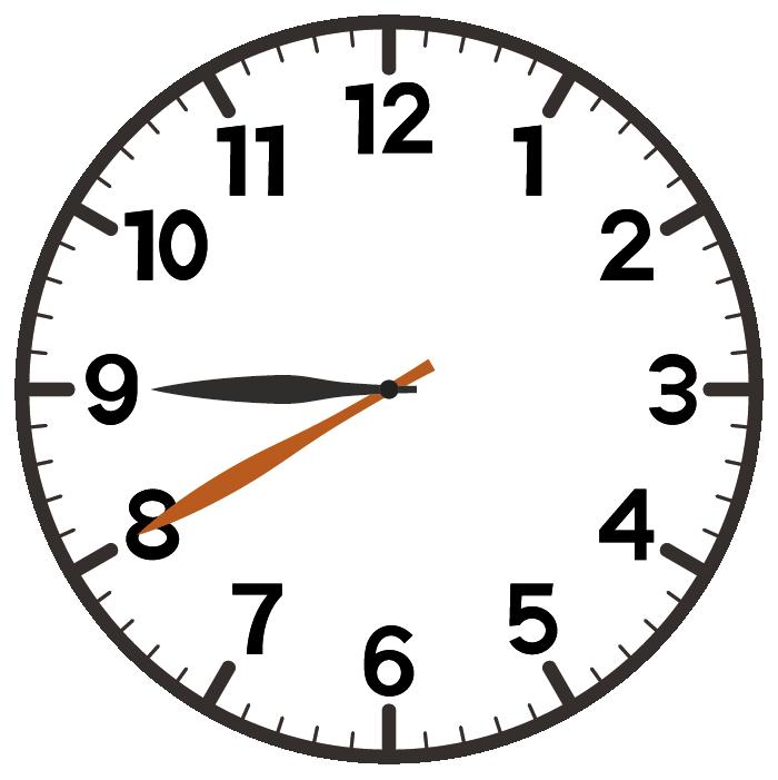9時40分