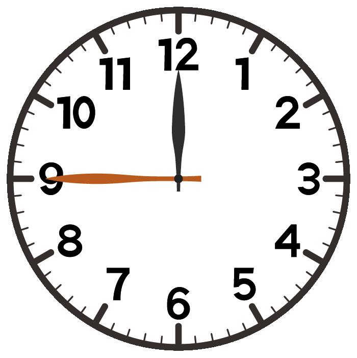12時45分