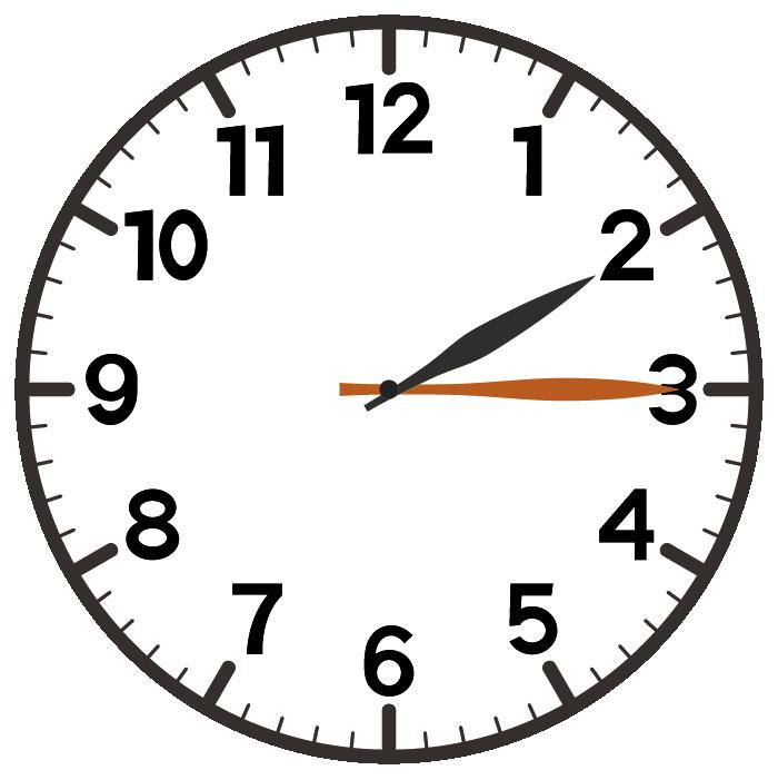 2時15分