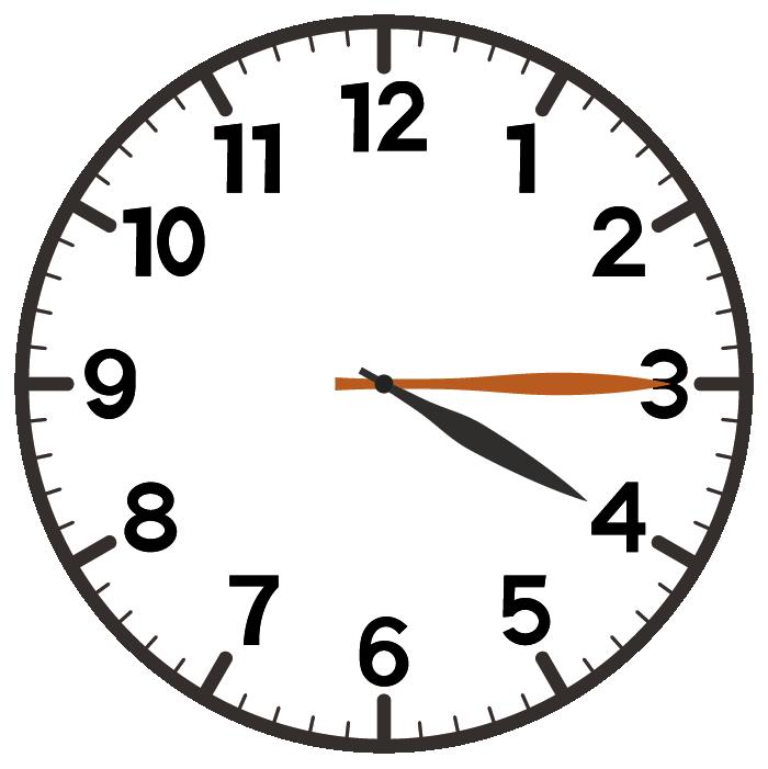 4時15分