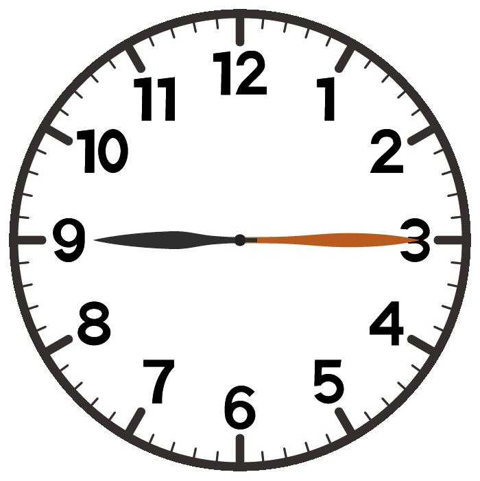 9時15分