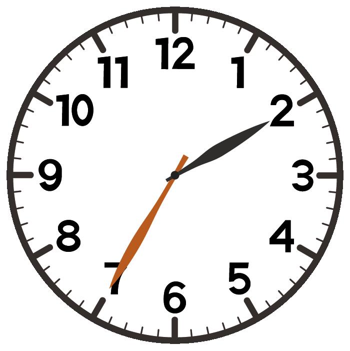 2時35分