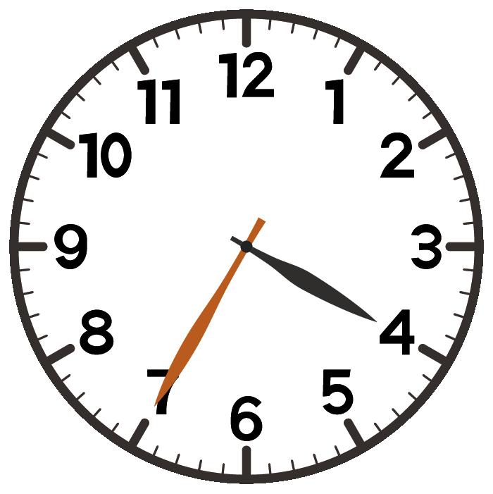 4時35分