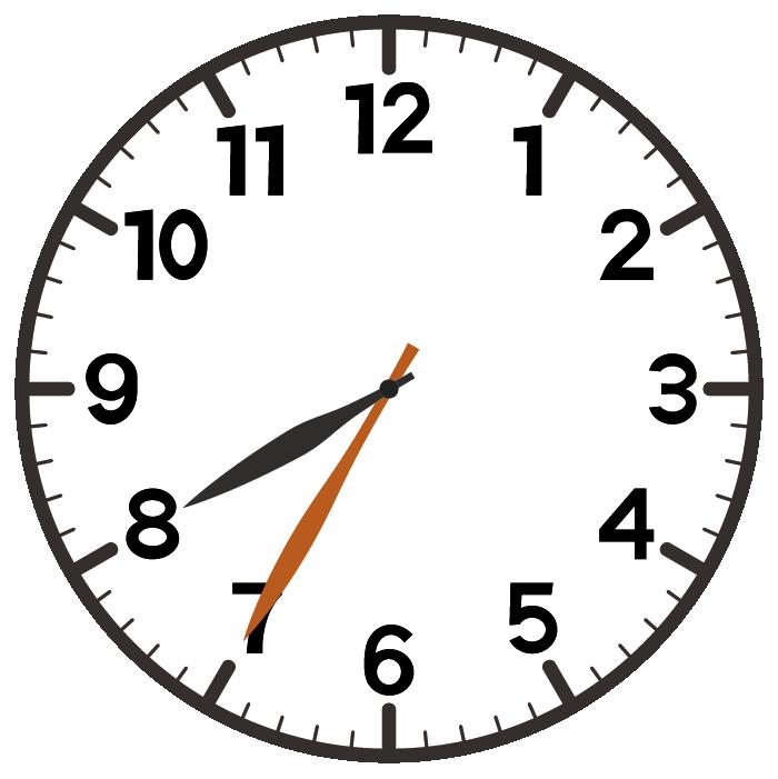 8時35分