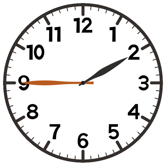 2時45分