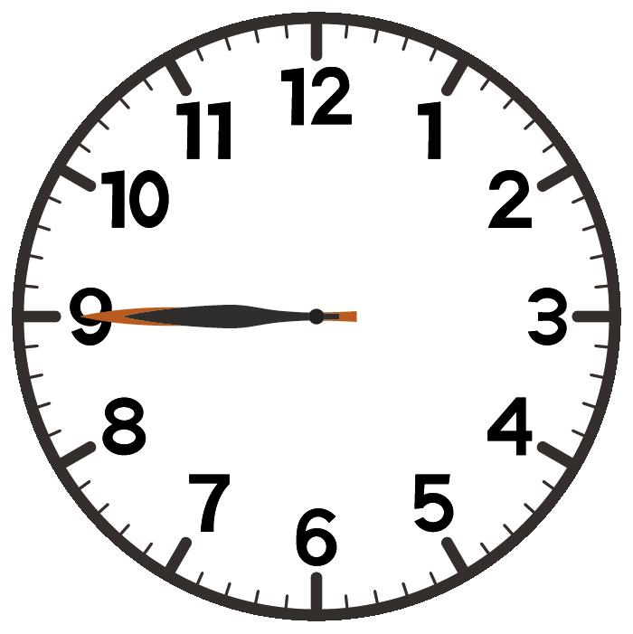 9時45分
