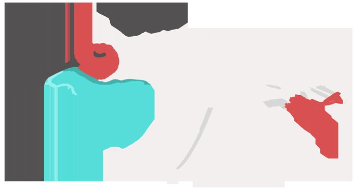 寝ているトキのイラスト