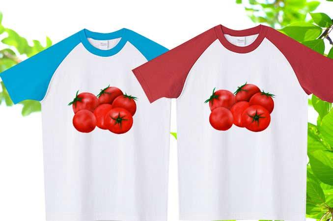 トマトラグランTシャツ