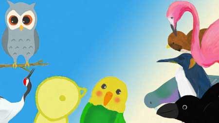 鳥のイラスト - かわいい小鳥のフリー画像まとめ