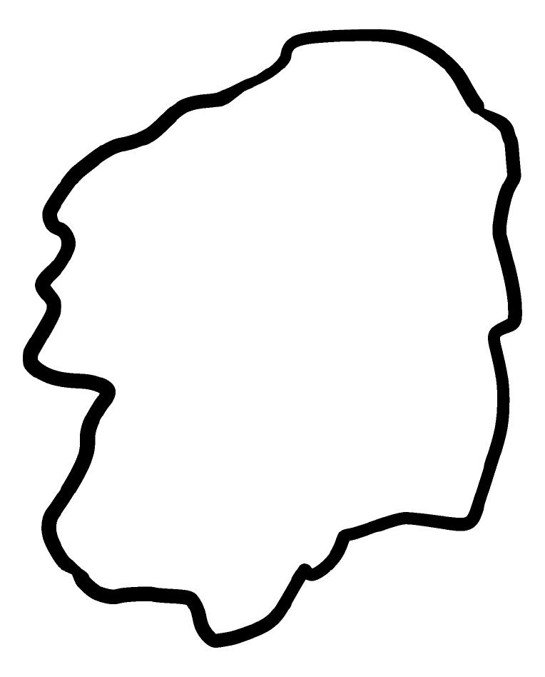 線の栃木のイラスト