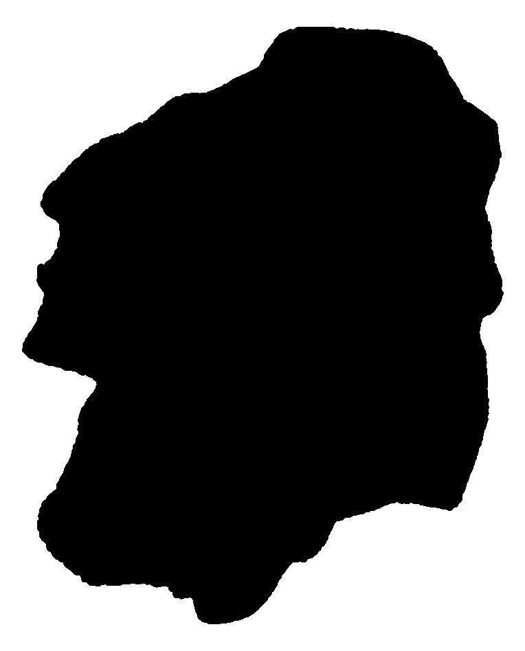 栃木のシルエット