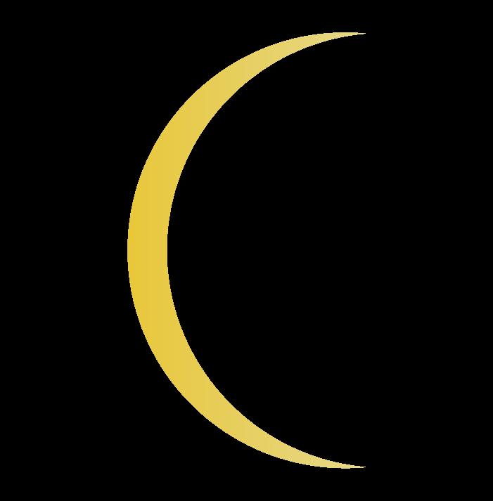 月のイラスト1