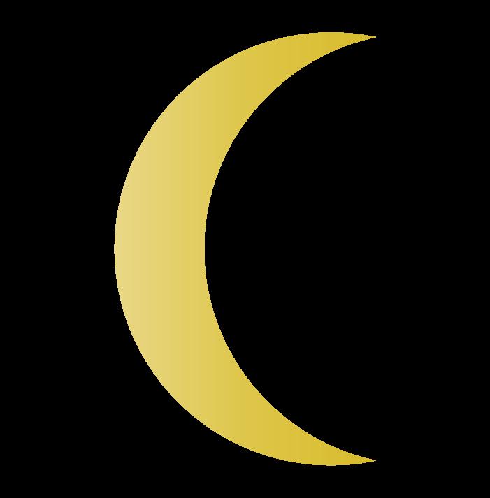 月のイラスト2